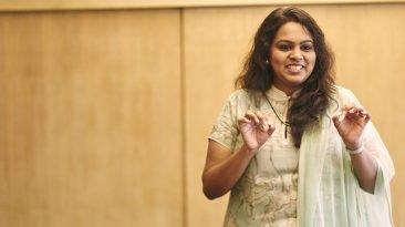 Harini Speech