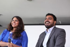 Antano Solar John and Harini Ramachandran Personal Excellence Installation