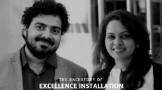 Excellence Installation Technology Backstory Evolution